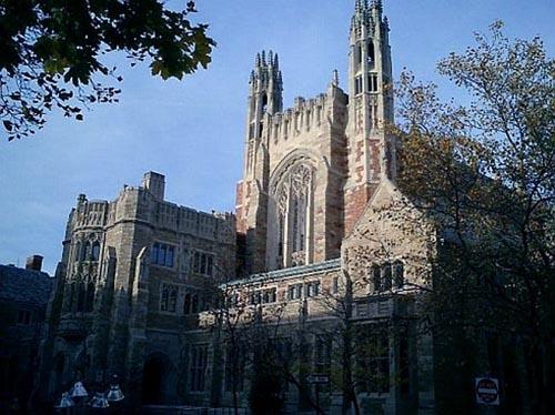 Йельский университет в США