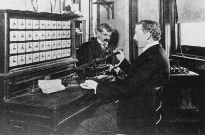 Герман Холлерит воссоздал первую вычислительную электромеханическую машину